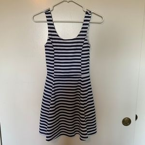 Ladies Cotton-Stretch Tank Dress